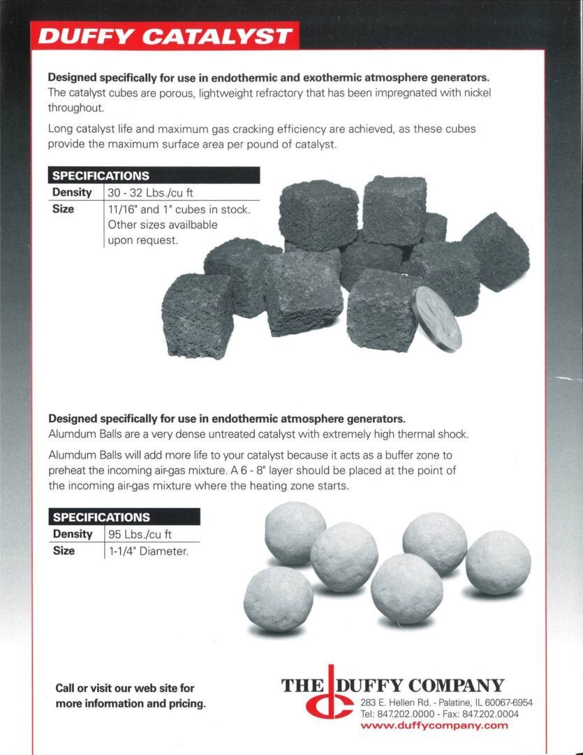 Catalyst Aluminum